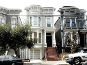 Full House house in San Francisco, CA