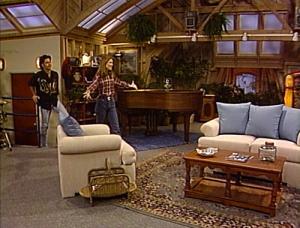 Full house attic apartment
