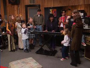 Full house Little Richard