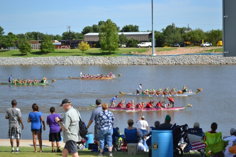 Stars and Stripes Festival at OKC Boathouse District