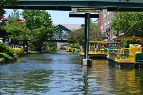 Rock The Boat, Bricktown Canal in Oklahoma City