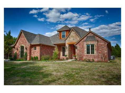 Home for sale in Edmond, OK