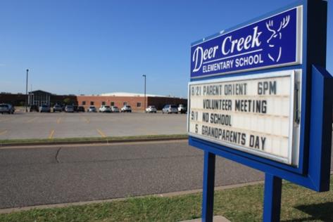 Deer Creek Elementary School is one of the best in the state.