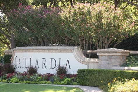 The most luxurious neighborhood in Edmond or Oklahoma City is Gaillardia in Deer Creek.