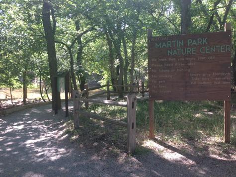 Martin Park Nature Center Oklahoma City Ok